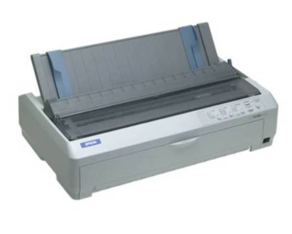 Primera Impresora de Matríz de Puntos