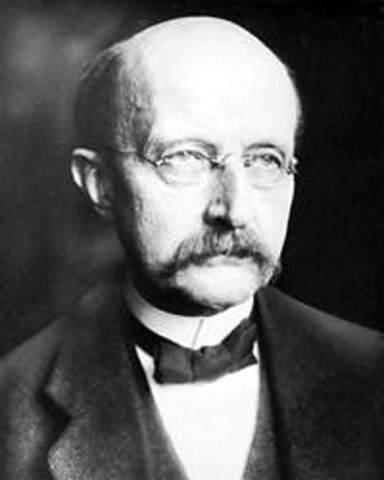 Max Planck Originated Quantum Theory