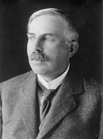 Ernest Rutherford Wins a Nobel Prize