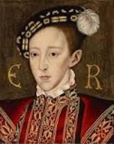 Edward 6th Born
