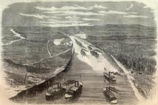 capturing of Fort Henry