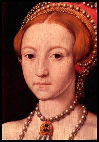 Birth Of Elizabeth