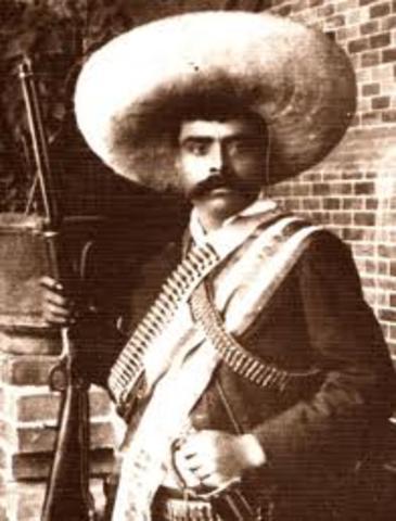 La derrota de Zapata y Villa