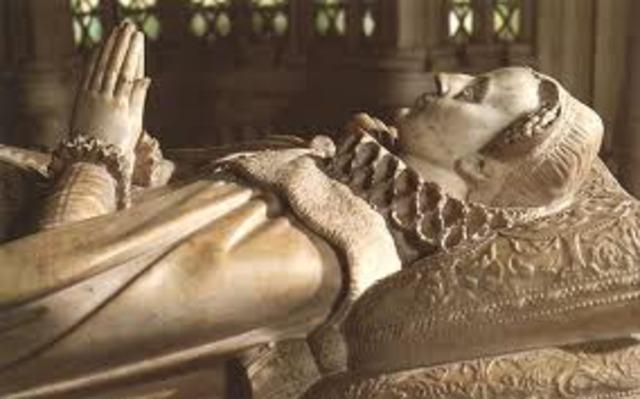 Queen Mary Dies