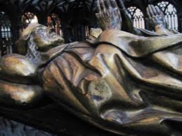 Henry VI Dies