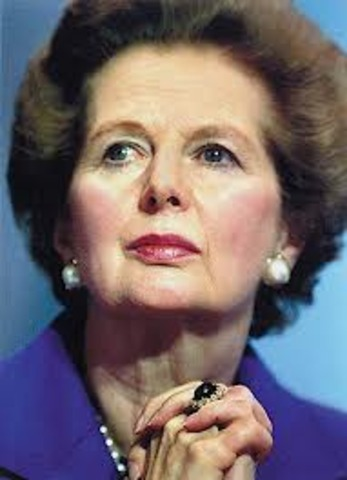 Thatcher prepares a blockage or invasion of the islands.