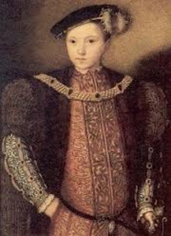 King Edward VI Coronation