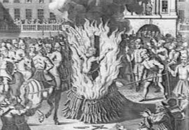 Execution of Ann Boleyn