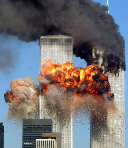 World Trade Center bliver angrebet
