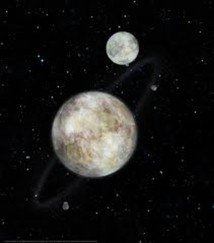 Charon, the moon of Pluto, is discovered.