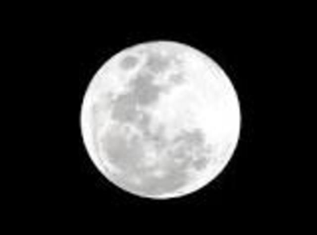 Galileo observes Earths Moon
