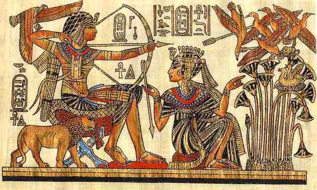 EGIPTO Y EL REINO HITITA