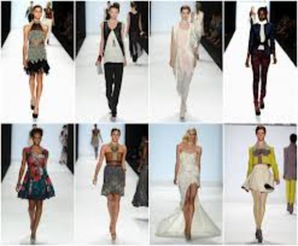 modern fashion house