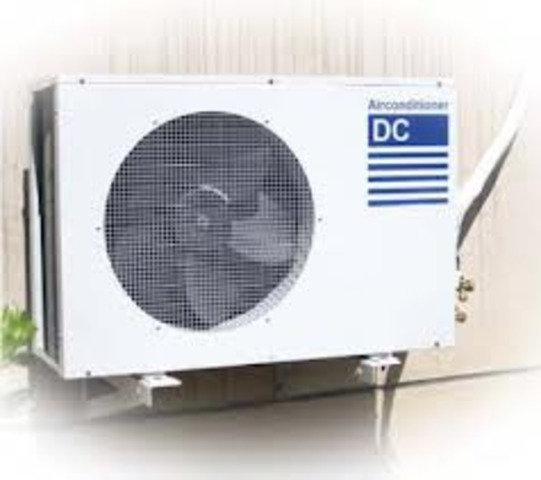 The A/C Cools for Comfort