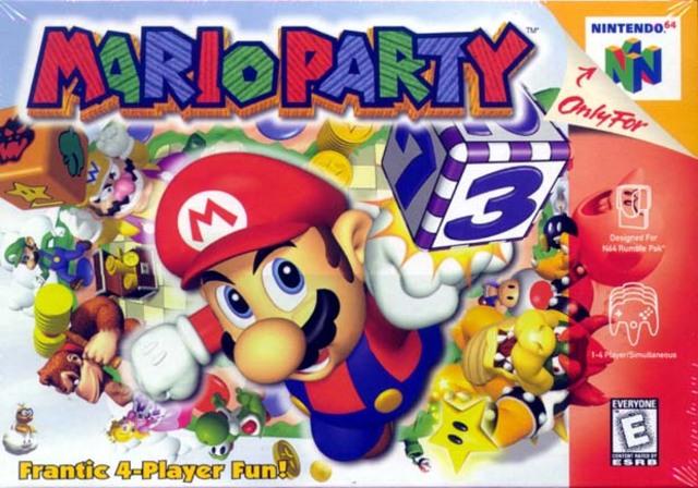 Mario Party - Party Genre