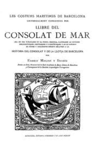 CONSULAT DE MAR