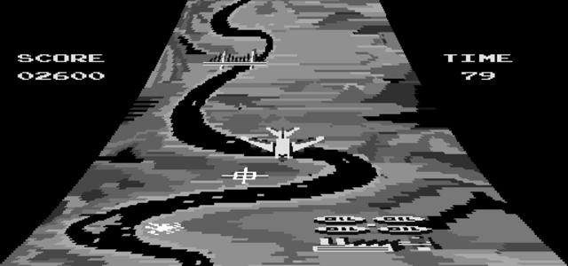 Sky Raider - Vertical Scrolling