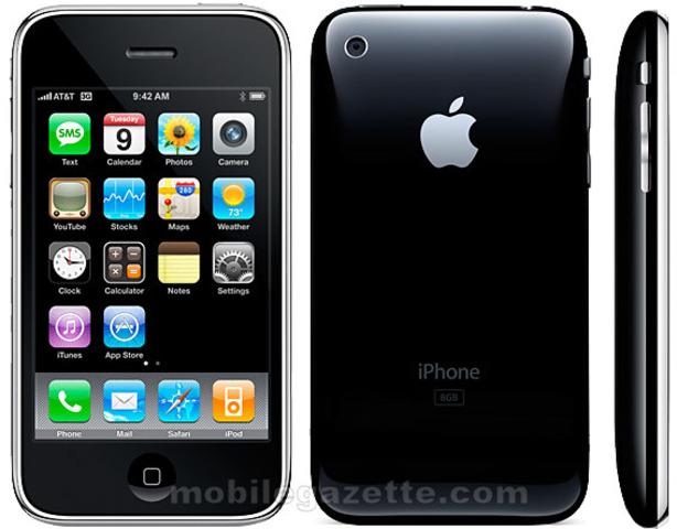 Jonathan Ive invents original iPhone