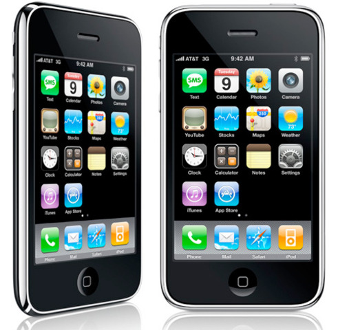 Iphone3Gs was released