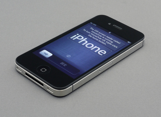 iPhone 4 upgrades to iPhone 4s