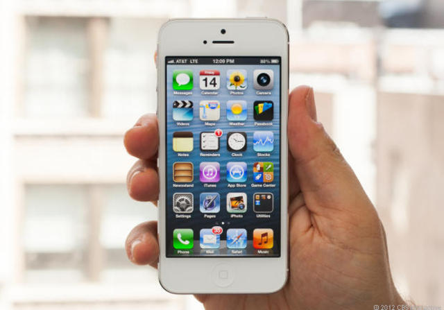 iPhone 4s upgrades to iPhone 5