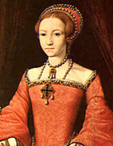 Elizabeth I is born
