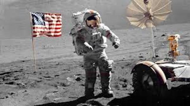 Apollo 17, last Apollo mission to Moon