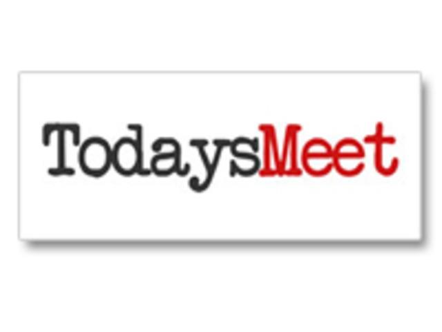 6GLE TodaysMeet Activity with Poughkeepsie New York