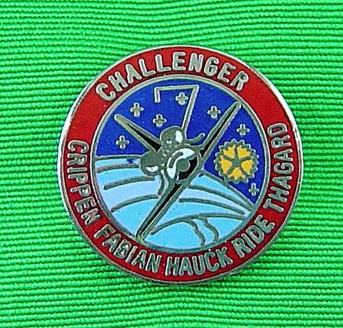 Challenger''s first flight 挑戰者號第一次飛行