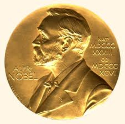 Marie and Piere win a Nobel Prize