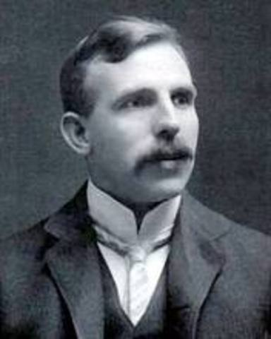 Ernest Rutherford's atomic probe