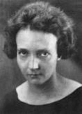 Irene Joliot-curie wins Nobel