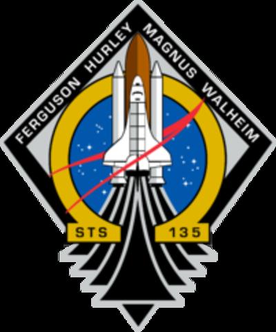 Last Atlantis and last Space Shuttle Flight 亞特蘭提斯號最後飛行
