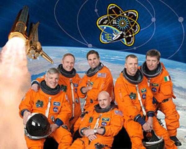 Last Endeavor mission 奮進號太空梭最後一次飛行