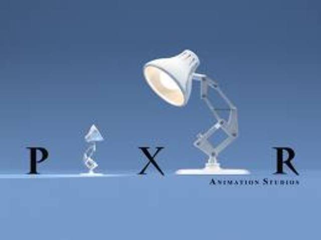 Negotiates a breakthrough with pixar