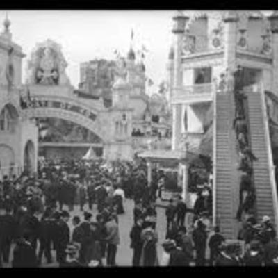 History of Escalators timeline