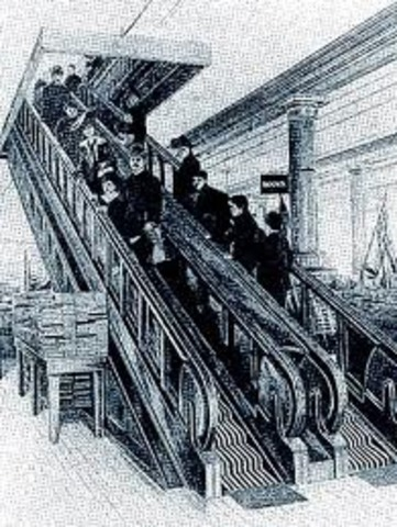 Reno of New York, New York patents Endless Conveyer issued March 15