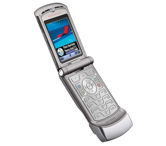 Modern day cellular technology began to form.