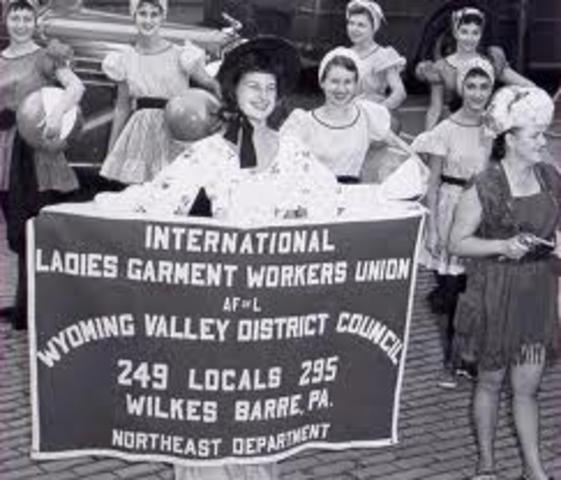 International Ladies Garment Workers Union (ILGWU)
