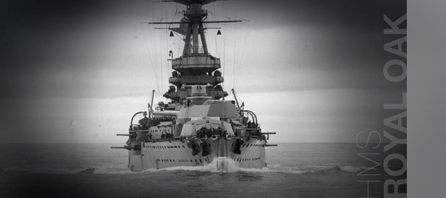 Sinking of HMS Royal Oak ( October 1939)