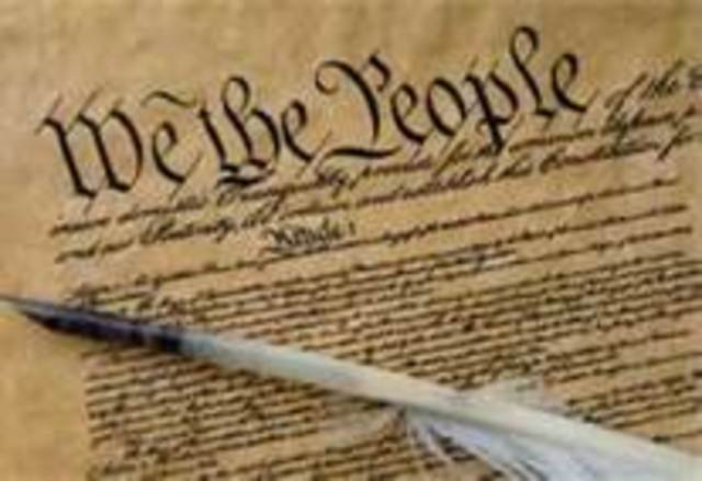 Delaware is the first state to ratify the Constitution