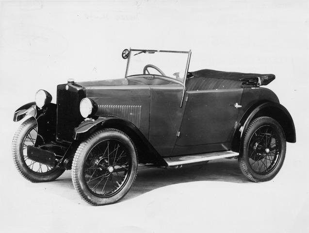 The £100 car