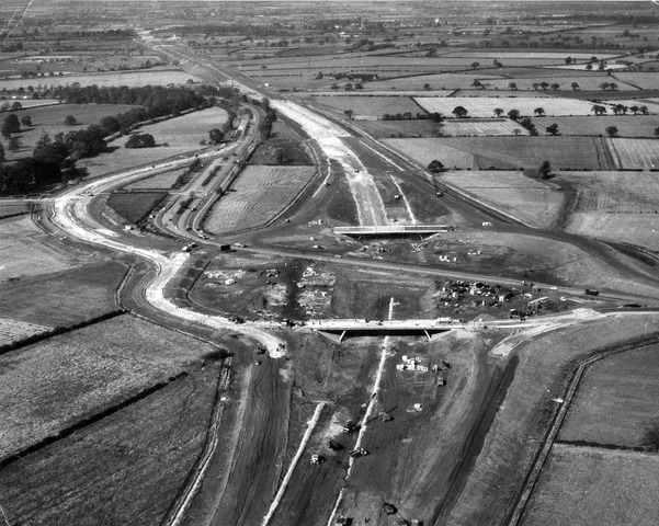 The coming of the motorway
