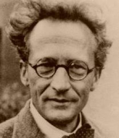 Erwin Schrodinger