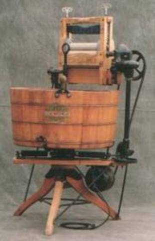 The Rotary Washing Machine