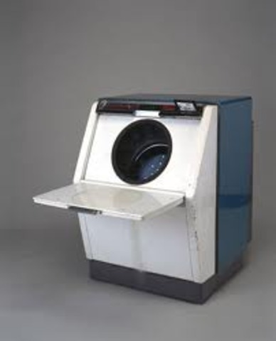 First Automatic Washing Machine
