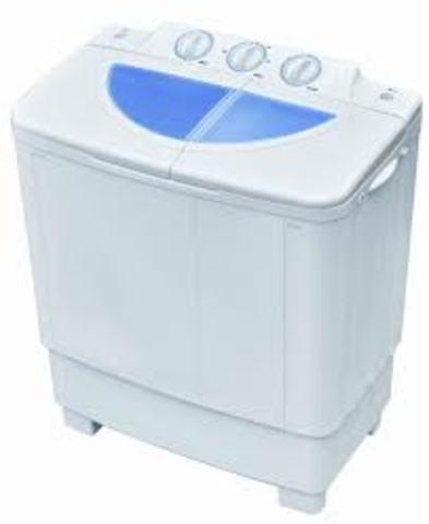 1st Modern Washing Machine