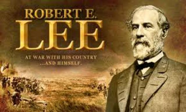 R.E. Lee turns DOWN Union command