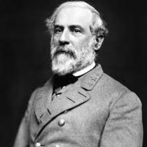 Robert E. Lee turns down Command of the Union