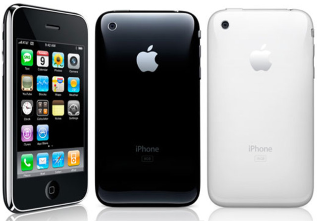 2nd IPhone